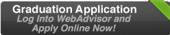Graduation Application - Log Into WebAdvisor and Apply Online Now!